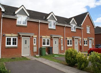 Thumbnail 2 bed terraced house for sale in Willowbrook Gardens, St. Mellons, Cardiff