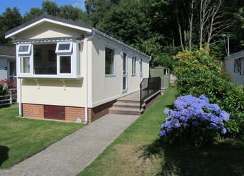 Thumbnail 1 bed mobile/park home for sale in Longbeech Park (Ref 5648), Cantebury Road
