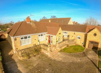 Thumbnail 4 bed detached bungalow for sale in Old Brumby Street, Scunthorpe