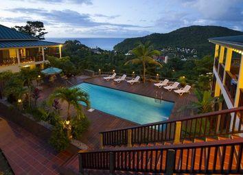 Thumbnail 8 bed villa for sale in Villa Makambu, Villa Makambu, Marigot Bay, St Lucia