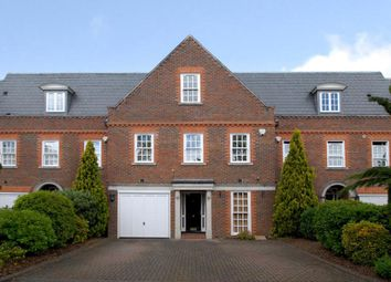 Thumbnail 4 bed mews house to rent in Chartfield Place, Weybridge