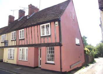 Thumbnail 3 bed semi-detached house to rent in East Street, Coggeshall, Colchester