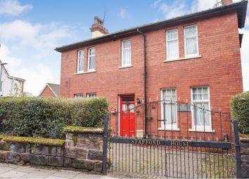 Thumbnail 4 bed detached house for sale in Main Street, Halton Village, Runcorn