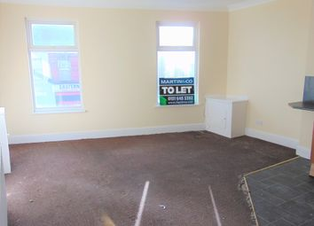 Thumbnail 3 bed flat to rent in Poulton Road, Wallasey, Wirral