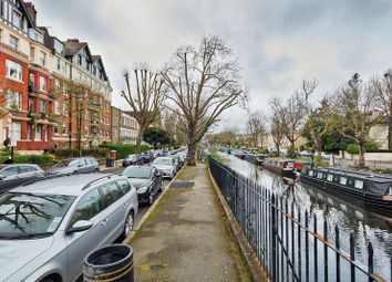 Thumbnail 2 bedroom flat for sale in Maida Avenue, London