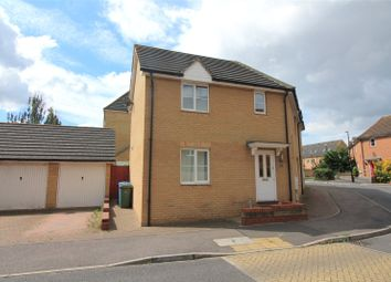 Thumbnail 4 bed semi-detached house for sale in Samuel Drive, Kemsley, Sittingbourne, Kent