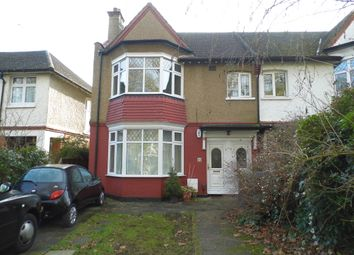 Thumbnail 1 bed flat to rent in Queen Annes Gardens, Bush Hill Park