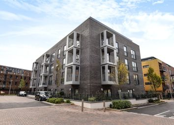 Thumbnail 3 bed flat for sale in Carnarvon Court, Howard Road, Stanmore, Middlesex