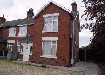 Thumbnail 2 bed flat to rent in Forest Road, New Ollerton, Newark, Nottinghamshire