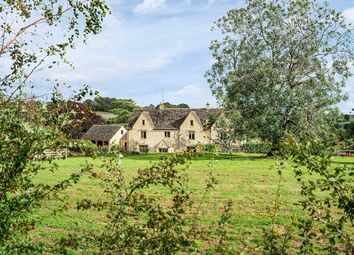 Thumbnail 7 bed detached house for sale in Duntisbourne Abbotts, Cirencester