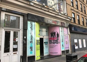 Thumbnail Commercial property to let in Sauchiehall Street, Glasgow