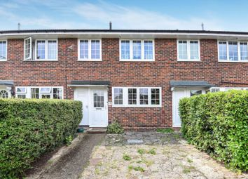 Thumbnail 3 bedroom terraced house to rent in Midhope Gardens, Hook Heath, Woking