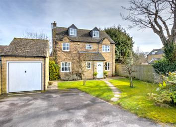 Thumbnail 5 bed detached house for sale in Green Lake Close, Bourton-On-The-Water, Cheltenham