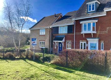 Thumbnail 2 bed end terrace house to rent in Thyme Avenue, Whiteley, Fareham