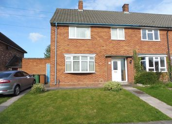 Thumbnail 3 bed end terrace house for sale in Tarvin Road, Eastham, Wirral