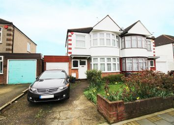 Thumbnail 3 bed semi-detached house for sale in Mayfield Avenue, Kenton, Harrow