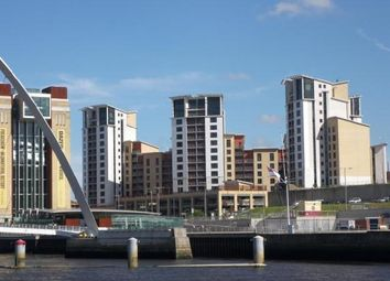 Thumbnail 1 bed flat to rent in Baltic Quay, Mill Road, Gateshead