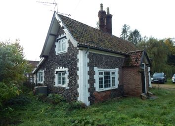 Thumbnail 2 bed cottage for sale in Mere Cottage, Norwich Road, Scoulton, Norwich, Norfolk