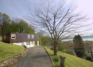 Thumbnail 4 bed detached house for sale in Milton Hill, Milton, Dumbarton
