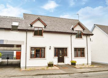 Thumbnail 3 bed link-detached house for sale in Main Street, Fintry, Stirlingshire
