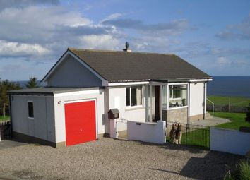 Thumbnail 2 bed bungalow for sale in The Crescent, Lybster
