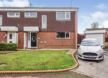 Thumbnail 3 bed semi-detached house for sale in Larkhill, Skelmersdale