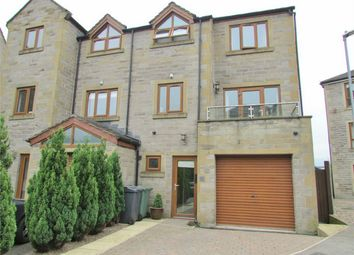 Thumbnail 4 bed town house for sale in Victoria Mills, Holmfirth