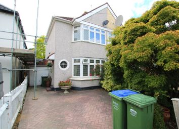 2 bed semi-detached house for sale in Wellington Avenue, Sidcup, Kent DA15