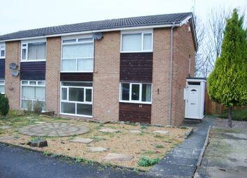Thumbnail 2 bedroom flat to rent in Aldenham Road, Guisborough