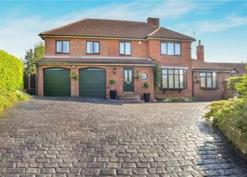 Thumbnail 4 bed detached house for sale in Skinner Street, Creswell, Worksop, Nottinghamshire