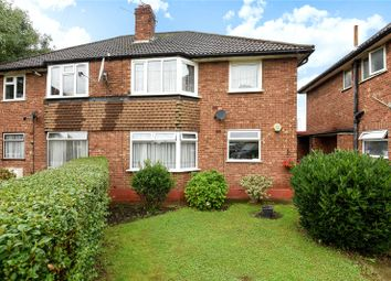 Thumbnail 2 bed maisonette for sale in Blenheim Close, Greenford, Middlesex