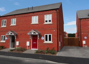 Thumbnail 3 bed semi-detached house to rent in Webster Rd, Windmill Place, Loughborough