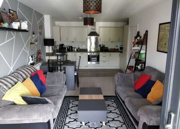 Thumbnail 2 bed flat for sale in Braid Court, Wallington, London