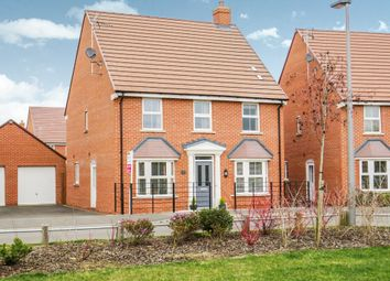 Thumbnail 4 bed detached house for sale in Drayhorse Crescent, Woburn Sands, Milton Keynes