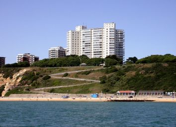Thumbnail 3 bed flat for sale in Manor Road, Bournemouth