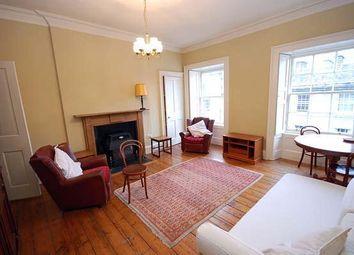 Thumbnail 2 bedroom flat to rent in St. Stephen Street, New Town, Edinburgh