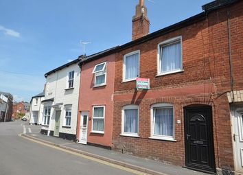Thumbnail 3 bed terraced house for sale in Bampton Street, Tiverton