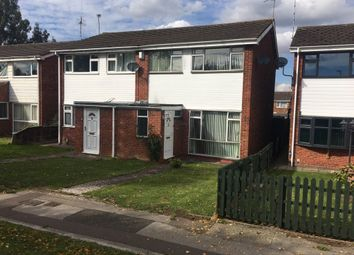 Thumbnail 3 bed semi-detached house to rent in Frampton Walk, Walsgrave