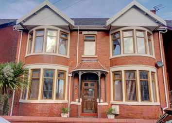 Thumbnail 4 bed detached house for sale in Hampton Road, Blackpool