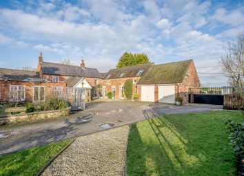 Thumbnail 4 bed property for sale in Four Lane Ends Farm, Ashbourne, Derbyshire