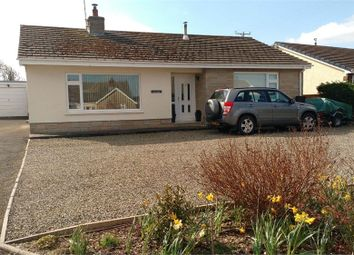 Thumbnail 3 bed detached bungalow for sale in Cilgerran Road, Penybryn, Cardigan, Pembrokeshire