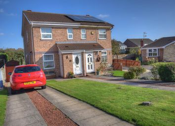 Thumbnail 2 bed semi-detached house for sale in The Lawns, Bridlington