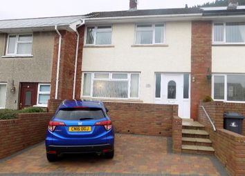 Thumbnail 3 bed terraced house for sale in Florence Close, Abertillery NP131Es
