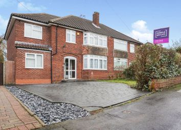 Thumbnail 5 bed semi-detached house for sale in Ennerdale Road, Tettenhall, Wolverhampton