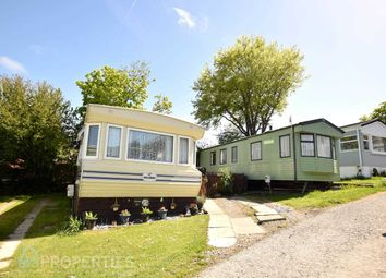 Thumbnail 2 bed mobile/park home for sale in Aberystwyth Holiday Village, Aberystwyth