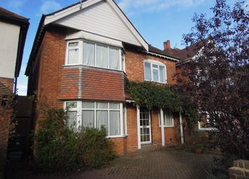 Thumbnail 4 bed detached house for sale in Upper Shirley Avenue, Upper Shirley