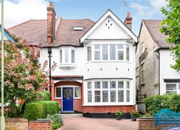Holmwood Gardens, Finchley, London N3. 5 bed semi-detached house