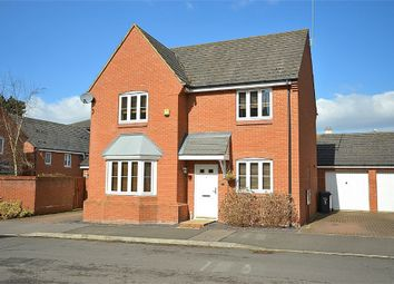 Thumbnail 4 bedroom detached house for sale in Acorn Close, St Crispins, Northampton