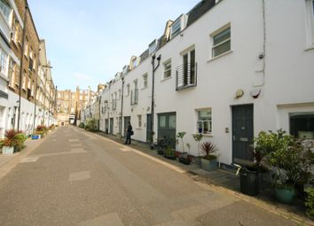 Thumbnail 3 bed mews house to rent in Brook Mews North, Bayswater, London