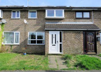 Thumbnail 3 bed terraced house for sale in Elmhurst Close, Furzton, Milton Keynes